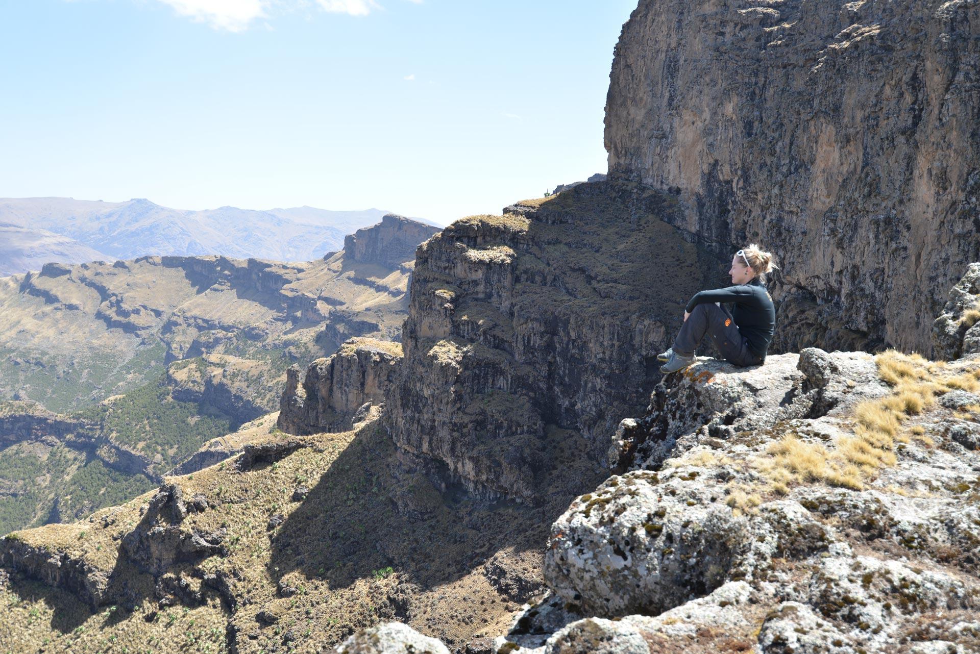 Semien-mountain