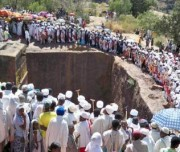 Ethiopia Christmas Gena op